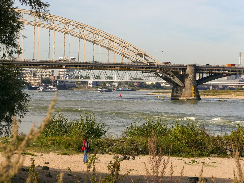 Nieuw natuurommetje: Stadswaard bij Nijmegen