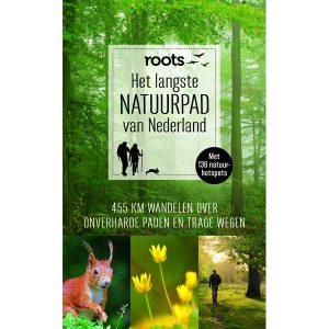 Cover Langste Natuurpad van Nederland