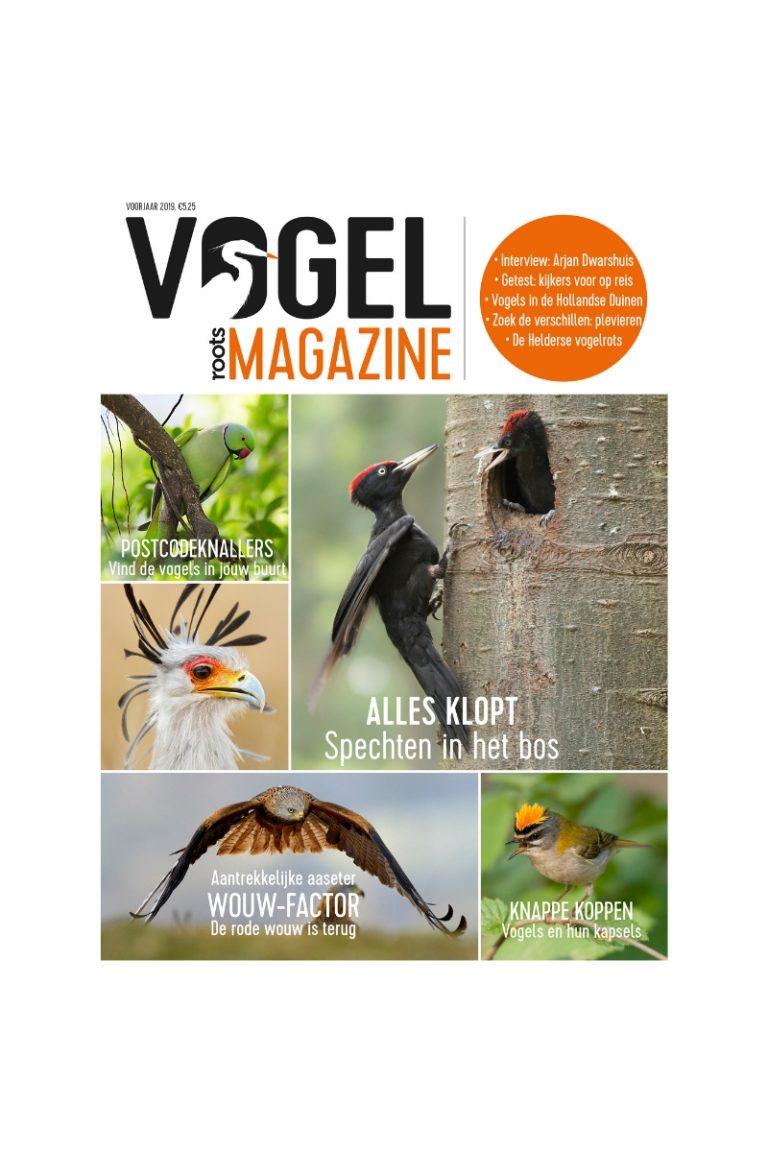 Roots Vogelmagazine 1 – Voorjaar 2019