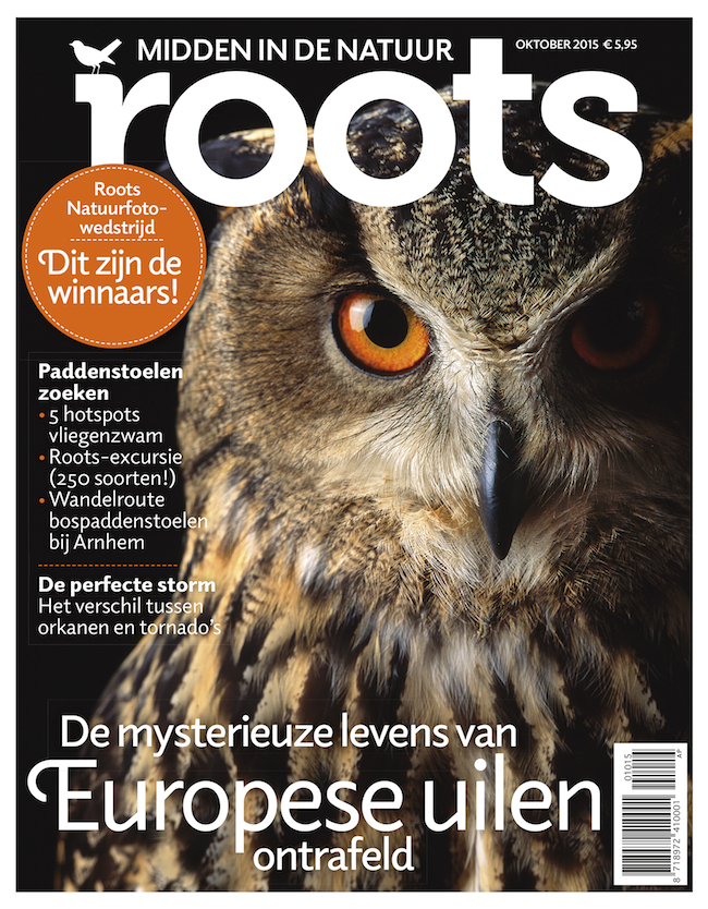 De Roots van oktober is uit!