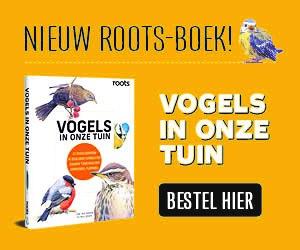 Boek Vogels in onze tuin