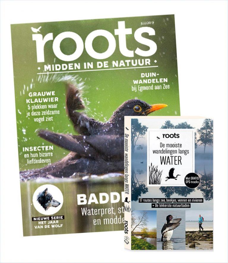 6x Roots + Waterwandelingenboek