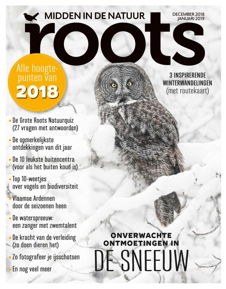Roots december 2018 – januari 2019
