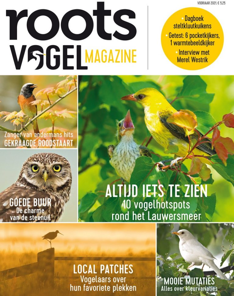 Vogelmagazine 1 – Voorjaar 2021