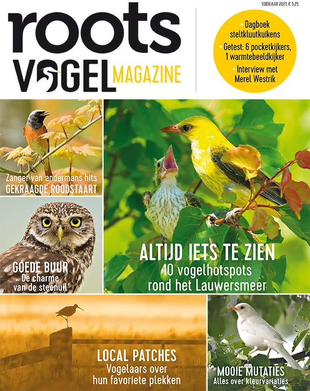 Roots Vogelmagazine 1 – voorjaar 2021