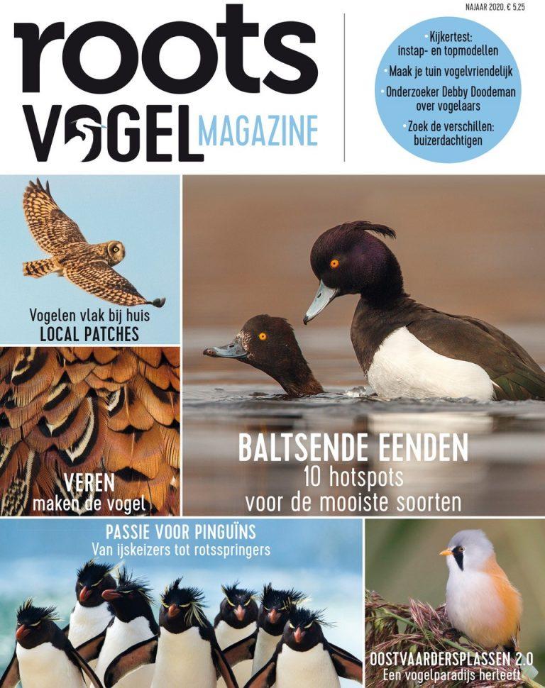Roots Vogelmagazine 2 – najaar 2020