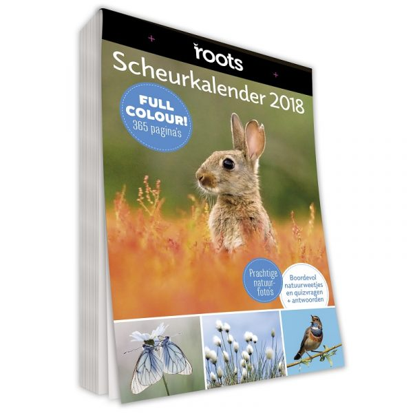 Roots kalender 18 WS