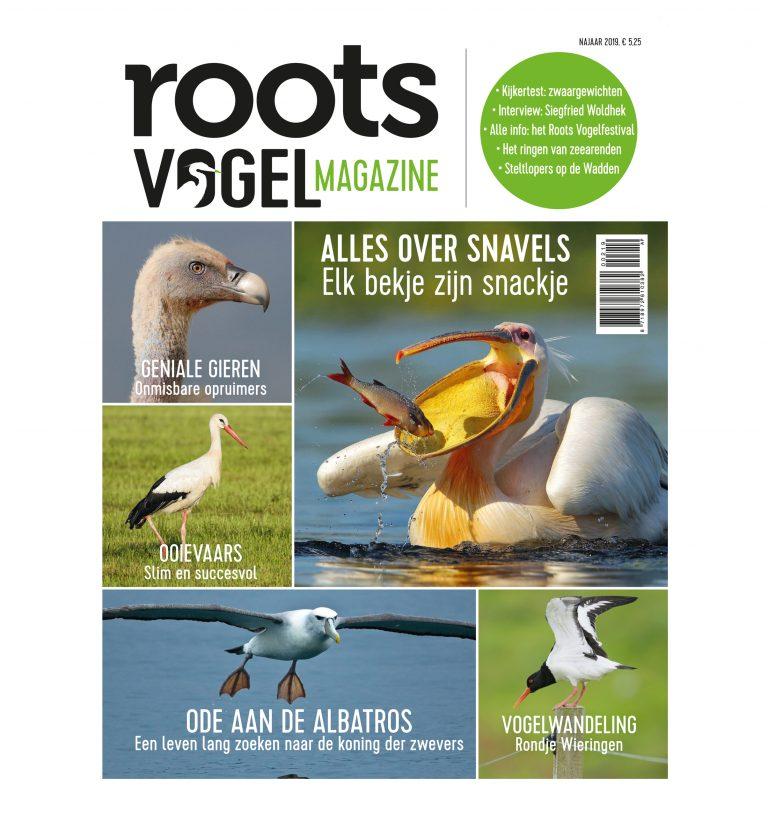Roots Vogelmagazine 2 – Najaar 2019