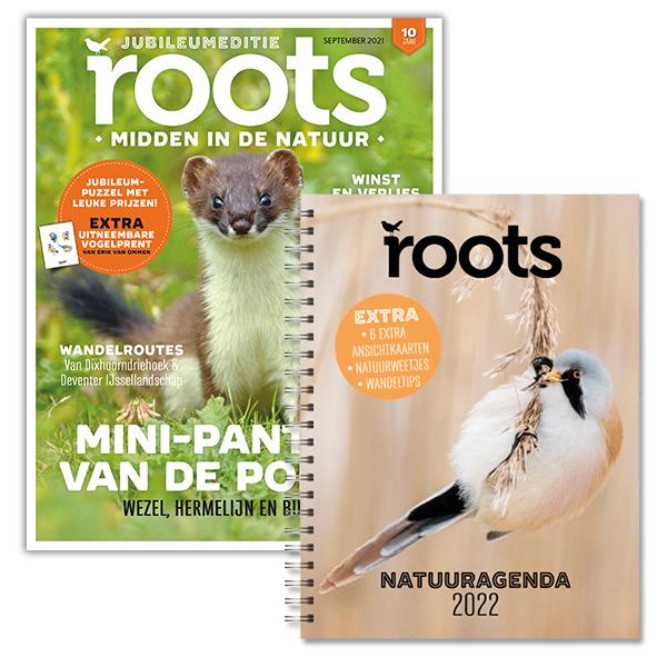 Aanbieding Roots agenda 2022