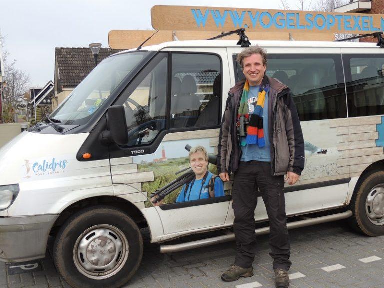 Vogelsafari met Klaas de Jong