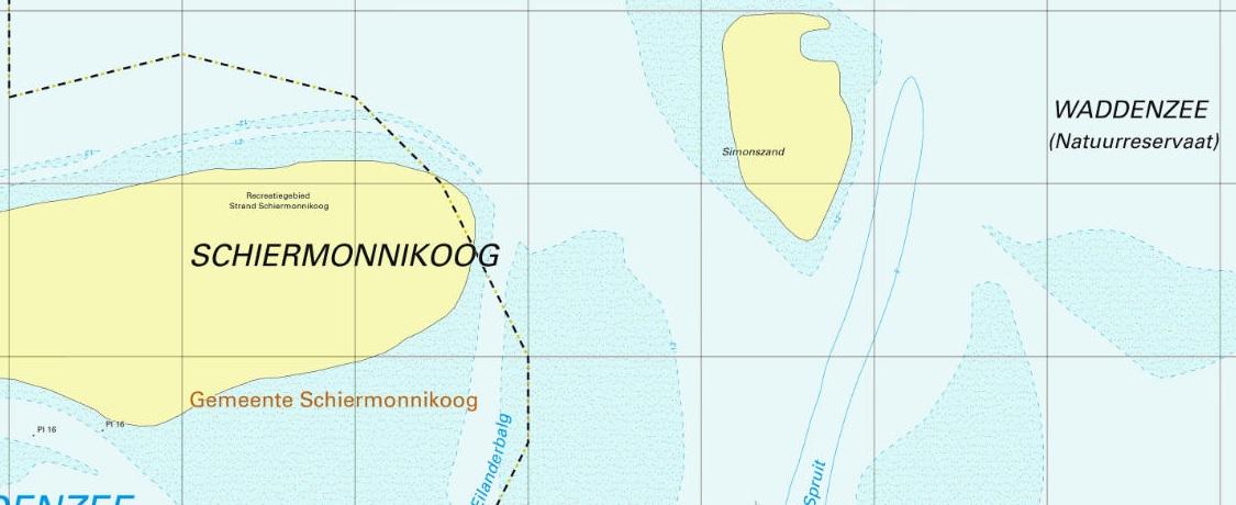 onbewoonde eilanden