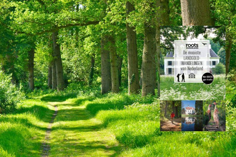 Nieuwe gids: De mooiste landgoedwandelingen van Nederland