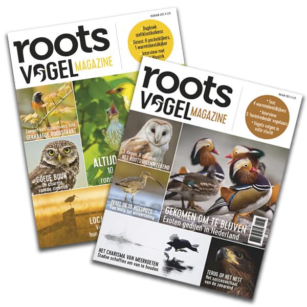 Vogelmagazine 1 + 2 - 2021