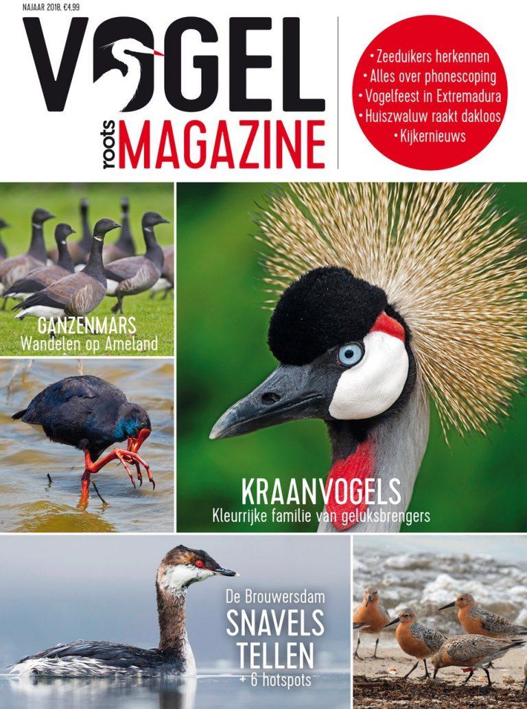 Roots Vogelmagazine editie 2-2018
