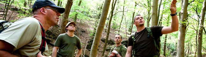 Cursus 'Overleven in de natuur', met korting voor Rootslezers!