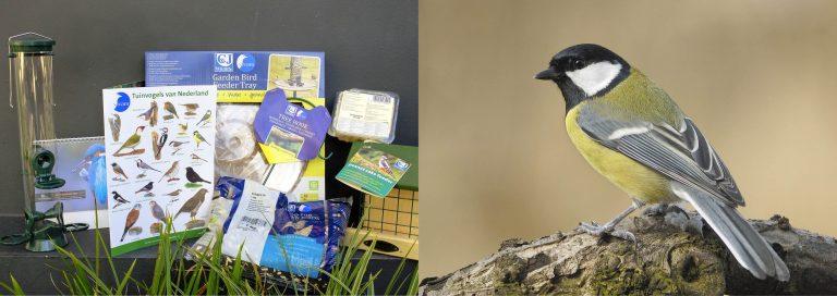 De Roots Tuinvogelbox is nog verkrijgbaar!