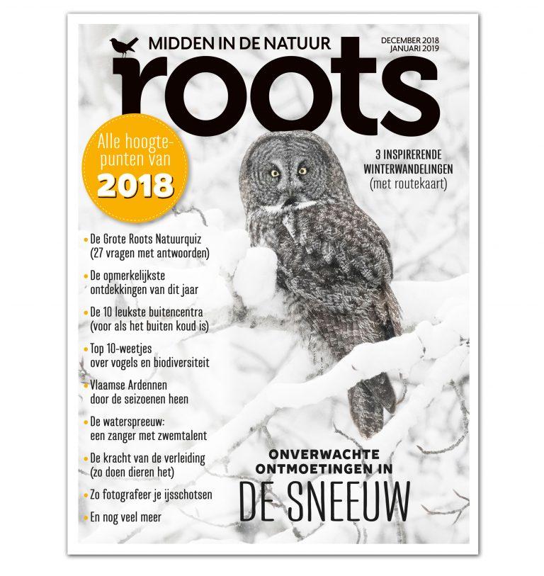 Roots december 2018 – januari 2019: extra dik!