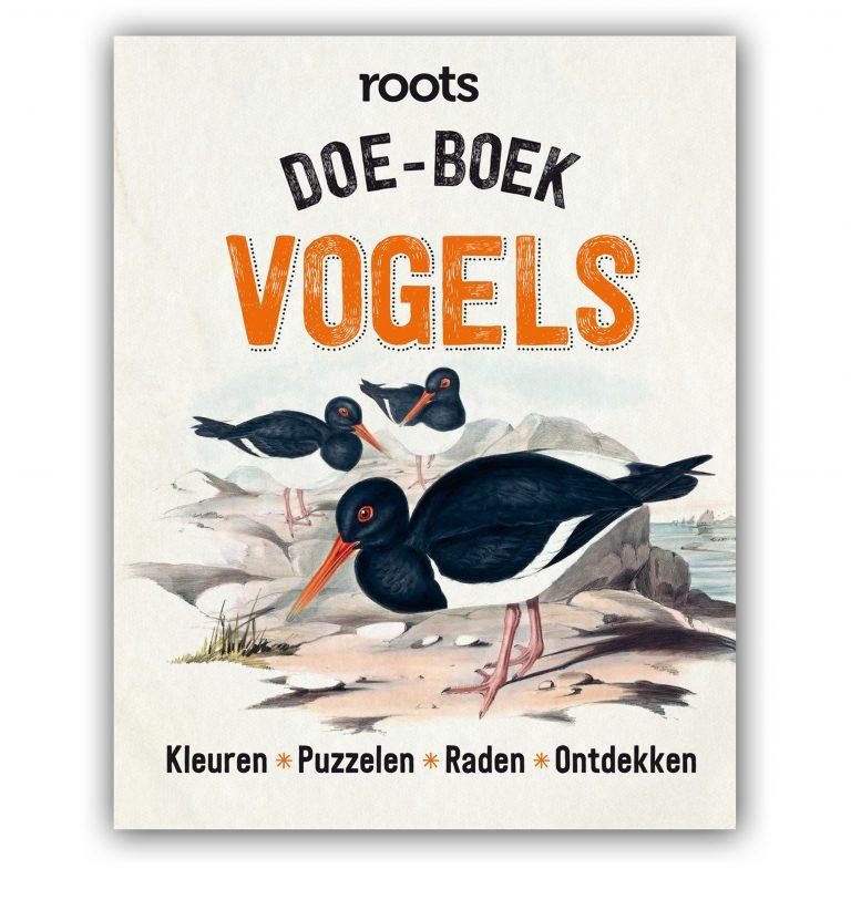 Roots Doe-boek Vogels