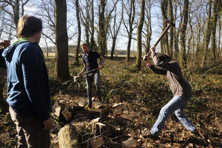 Roots-aanbieding: lekker los in het Bos van Rikus