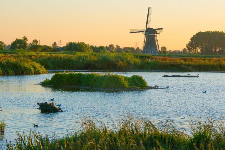 Nieuwe wandelroute: natuurrijk polderlandschap bij Haastrecht
