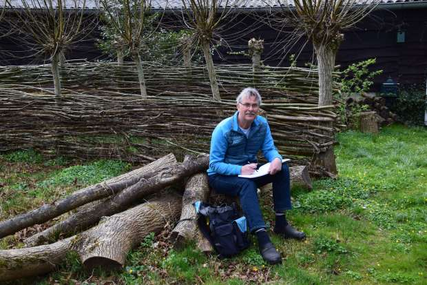 Nieuwe serie in Roots: Eriks tuinvogels