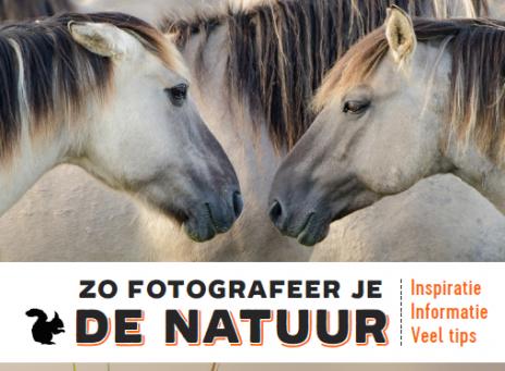 Boek Zo fotografeer je de natuur