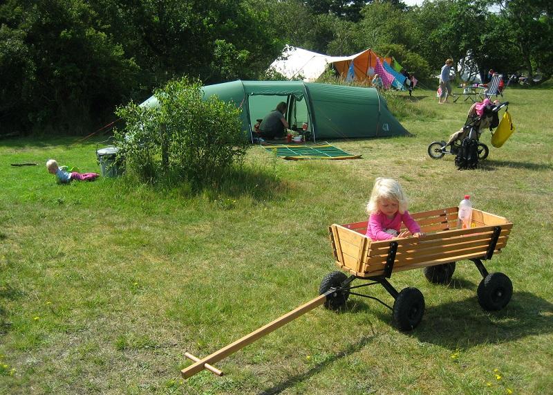Camping Seedune op Schiermonnikoog
