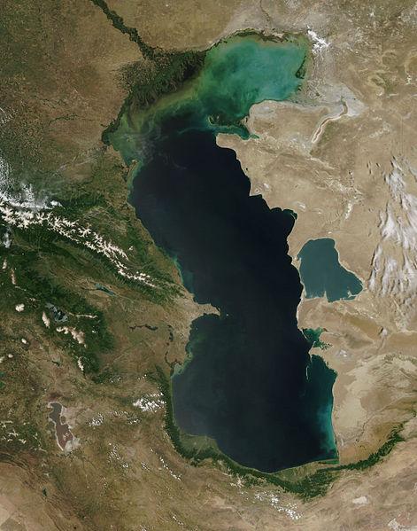De 10 grootste meren ter wereld