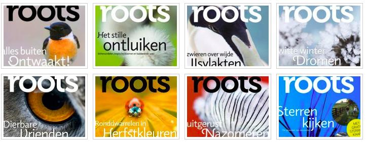 Zilver voor Roots!