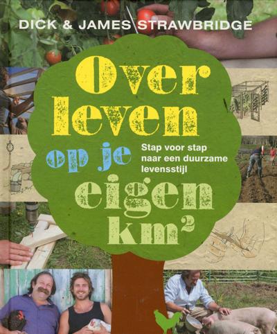 Winnaars boek 'Overleven op je eigen km2' bekend