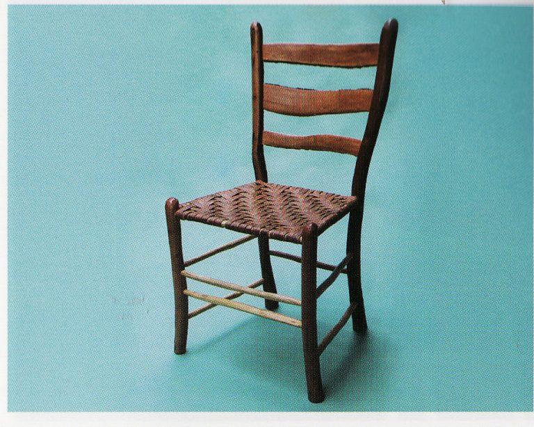 Greenwood, meubels maken in het bos