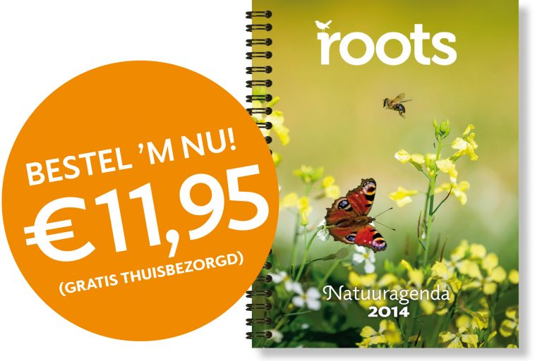 Nieuw: Roots Natuuragenda 2014