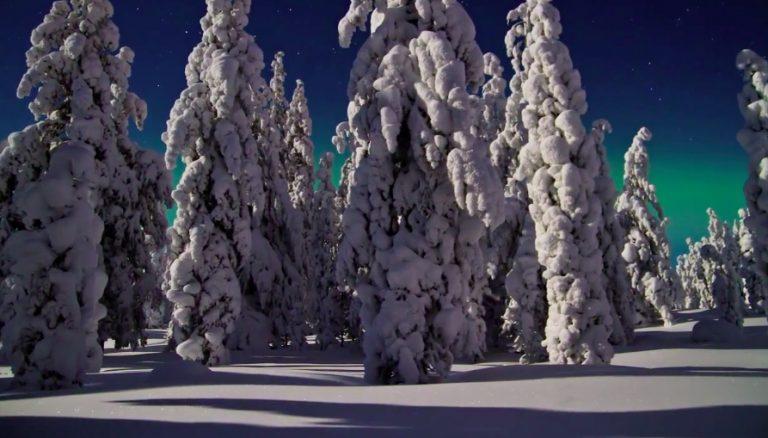 Gratis verblijven in Fins Lapland!