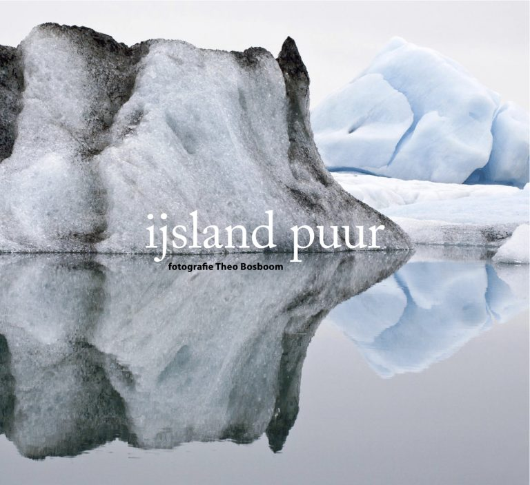 Roots fotograaf Theo Bosboom wint prestigieuze prijs met IJsland boek