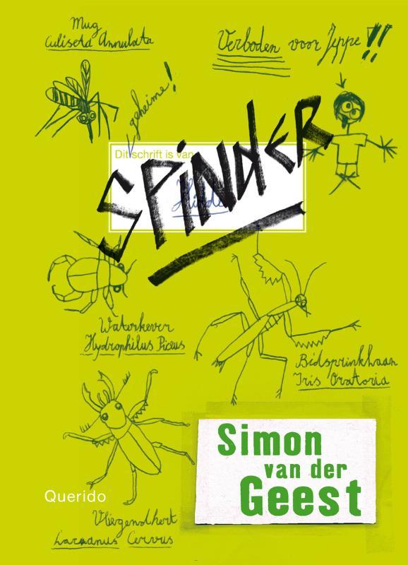 Jeugdboek Spinder beste natuurboek van 2013