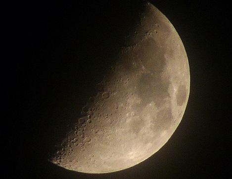 Beleef de maansverduistering in Nationaal Park Lauwersmeer