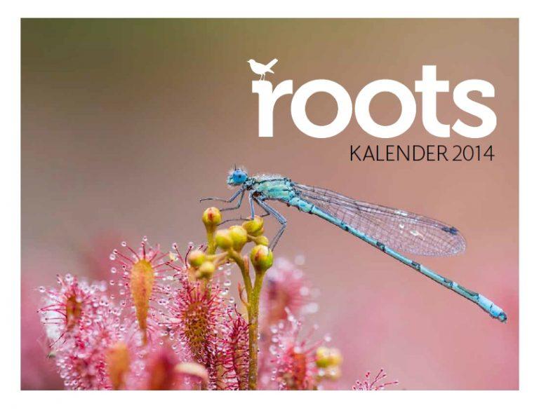 Gratis kalender bij Roots