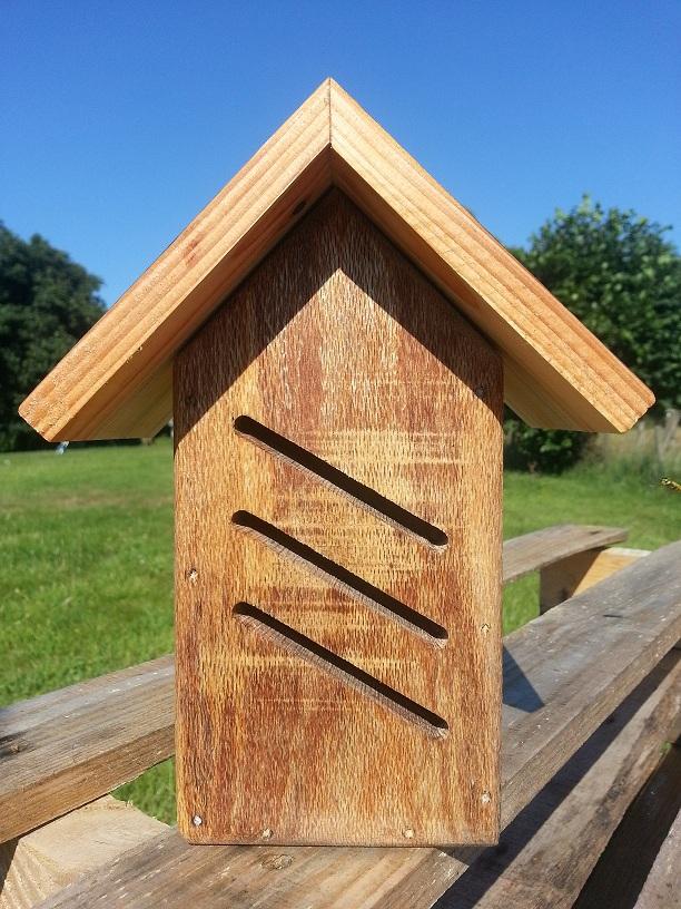 10 x kans op een huisje voor lieveheersbeestjes