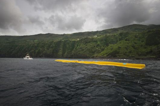 Een oplossing voor al het drijvende plastic?
