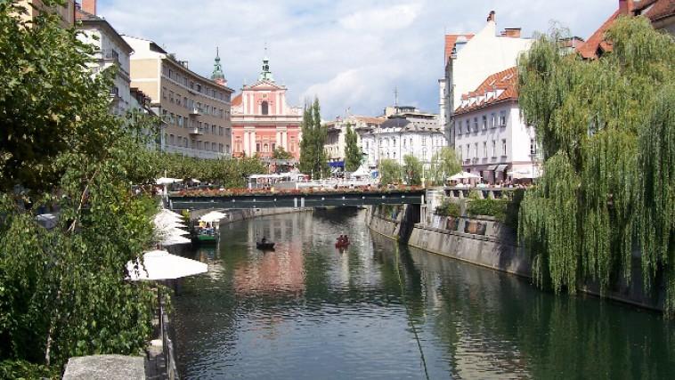Niet Nijmegen maar Ljubljana is de groenste stad