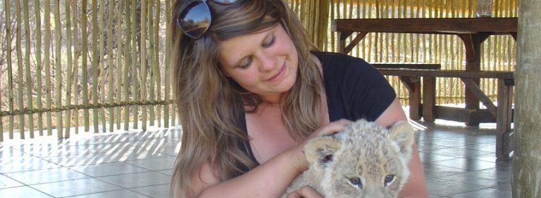 Knuffelfarms met tijgers en leeuwen zijn niet OK