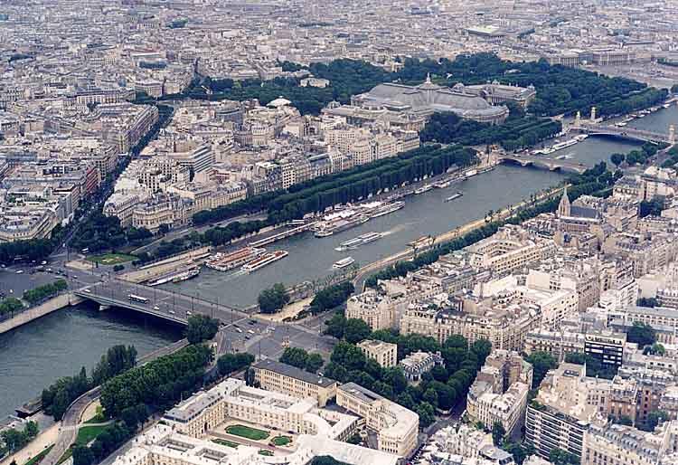 Parijs wordt groener
