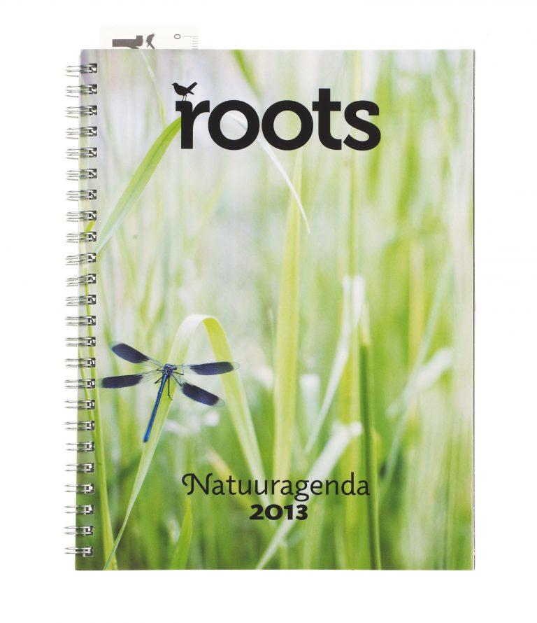 De Roots natuuragenda 2013