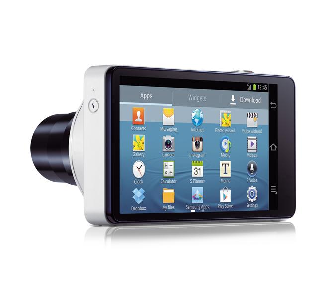 Nog een telefoonachtige camera