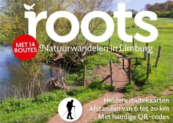 Gratis bij Roots: wandelgids Limburg