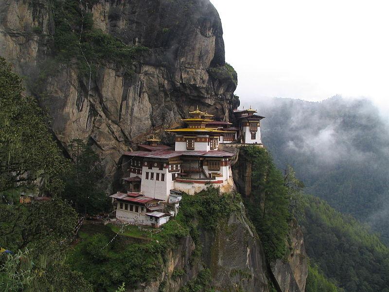 Bhutan wordt bio
