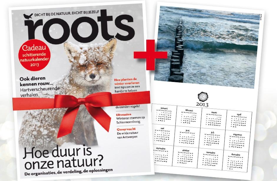 Gratis: Roots-kalender