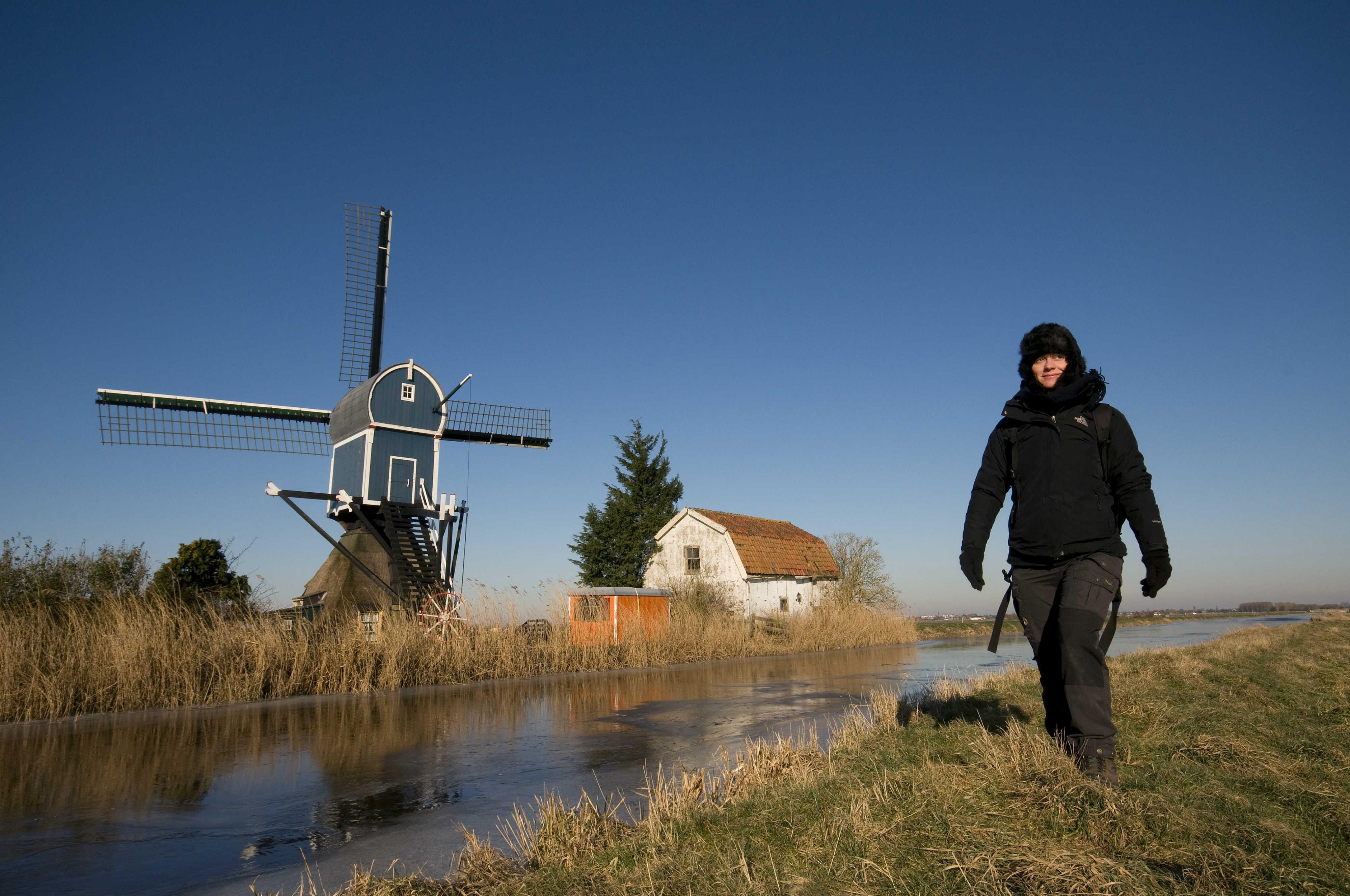 Wandelen bij Hazerswoude: vogels kijken op stoere boerenpaden
