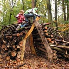 Het Avonturenbos, een bos speciaal voor kinderen
