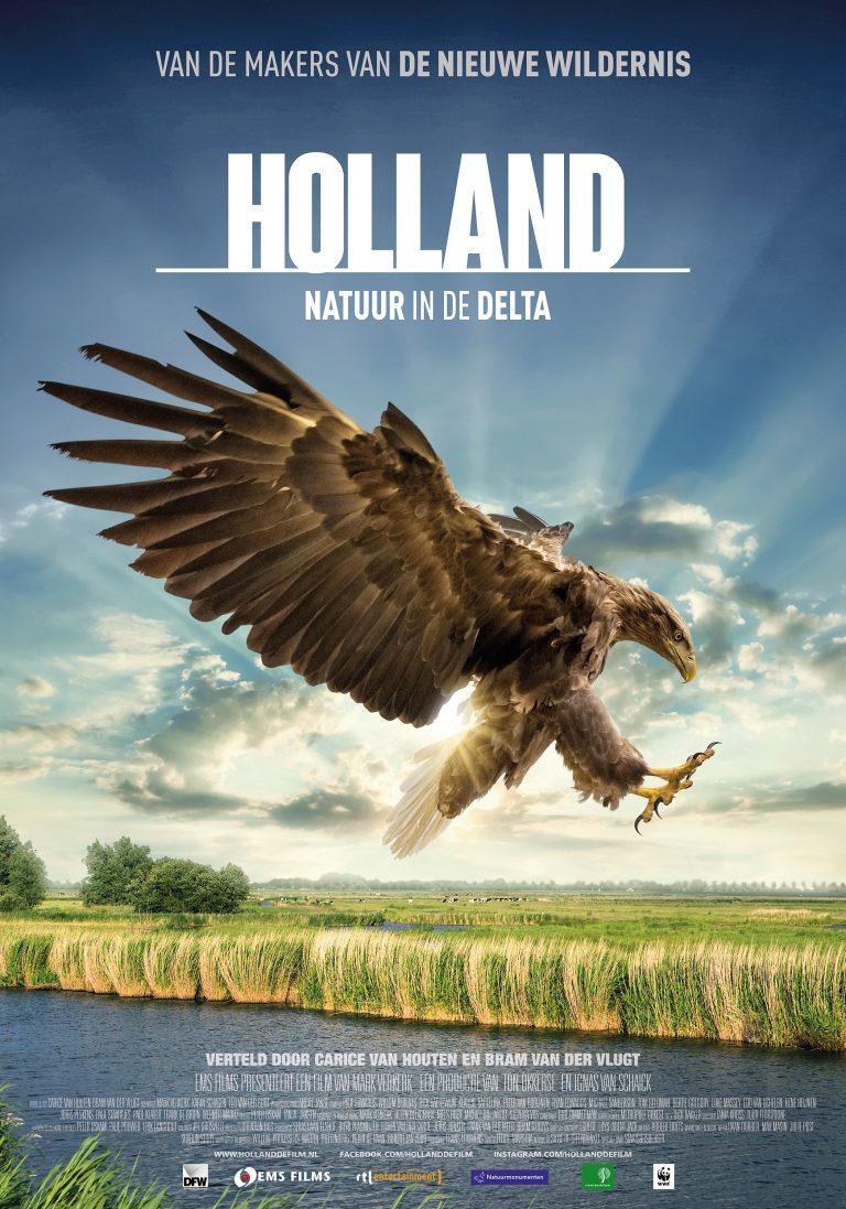 Nieuwe natuurfilm: Holland, natuur in de delta